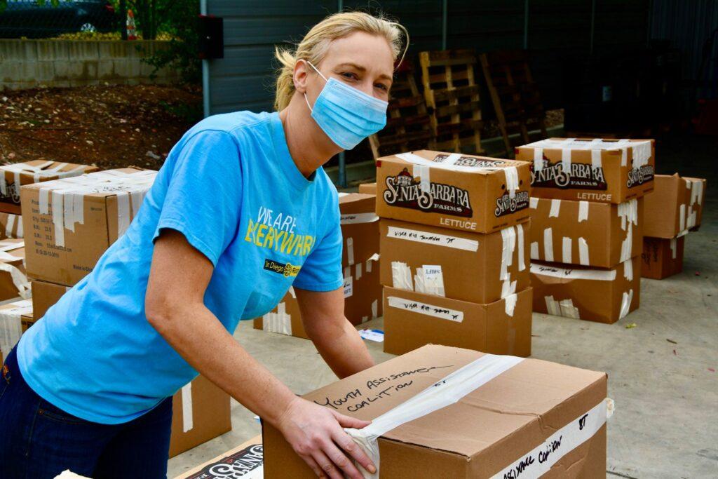 Volunteer-Food-Water-Delivery