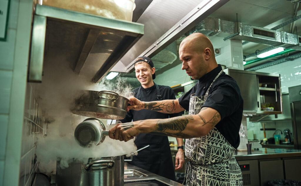 Homelss-Employment-Kitchen-Training
