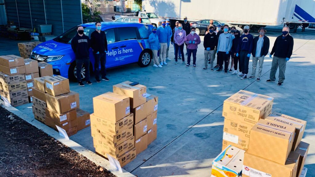 Season of Giving at the Food and Water Initiative
