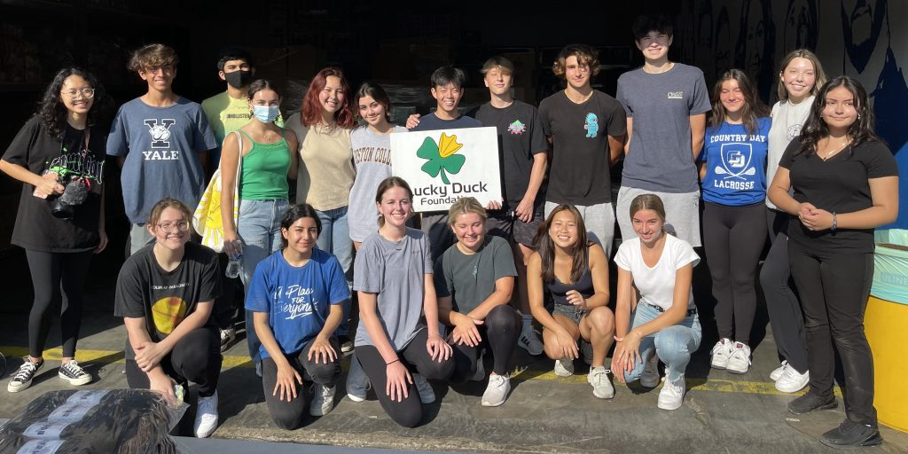 Youth-Volunteerism-Lucky-Ducklings