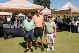Bob Hickman+Abe+Rick Voller